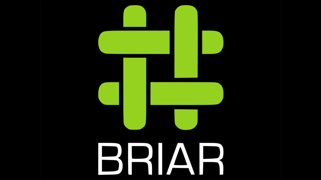 Briar Messenger